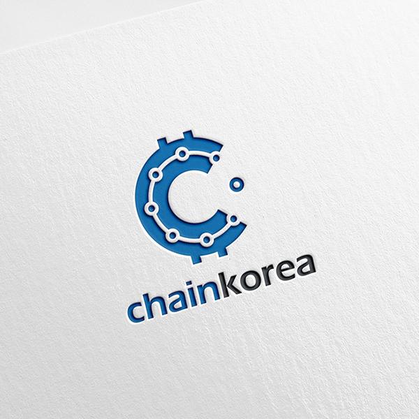 로고 디자인 | 체인코리아(chainkorea) | 라우드소싱 포트폴리오