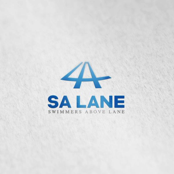 로고 + 명함   SA LANE   라우드소싱 포트폴리오