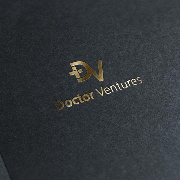 로고 디자인   doctor ventures   라우드소싱 포트폴리오