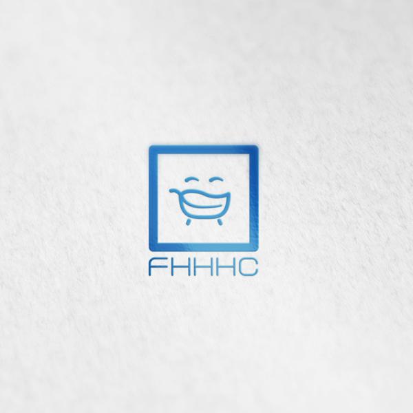 로고 디자인 | FHHHC(영문), 푸하하하씨... | 라우드소싱 포트폴리오