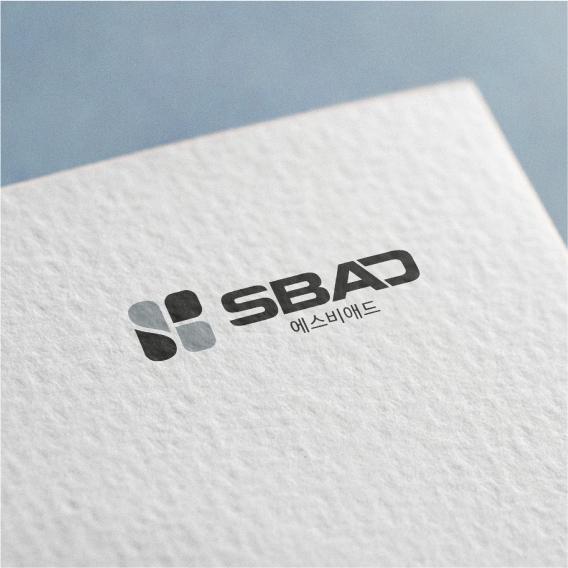 로고 + 명함 | 에스비애드 | 라우드소싱 포트폴리오
