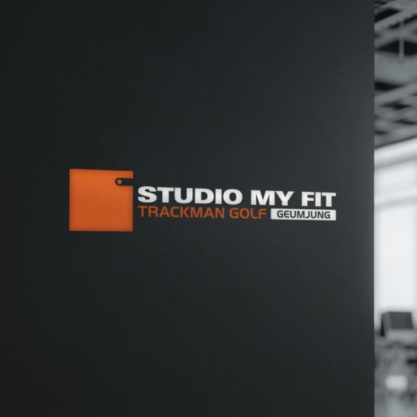 브랜딩 SET   STUDIO My Fit  T...   라우드소싱 포트폴리오