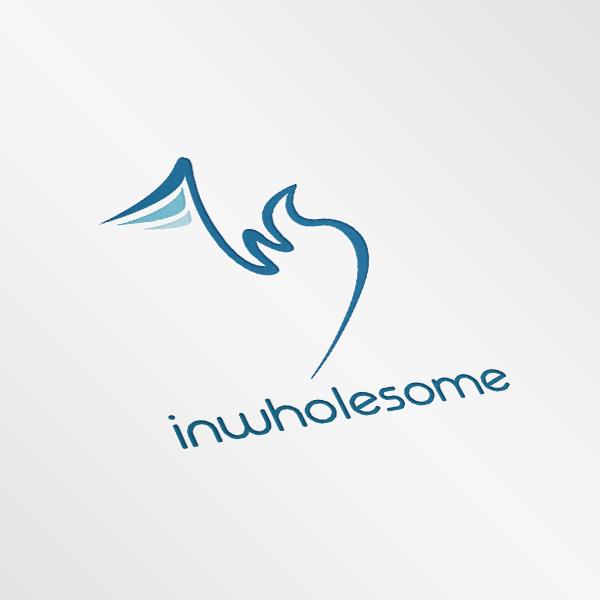 로고 디자인   인홀썸   라우드소싱 포트폴리오