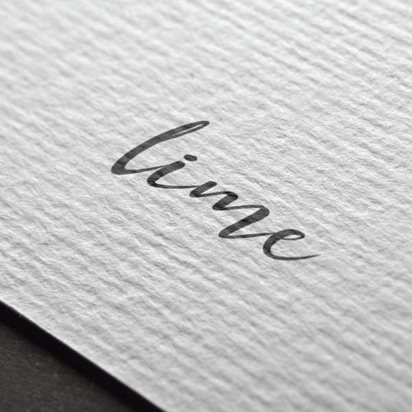 로고 디자인 | 주식회사 라임 | 라우드소싱 포트폴리오