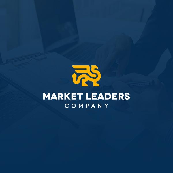 로고 디자인 | 마켓리더스컴퍼니 (Market... | 라우드소싱 포트폴리오