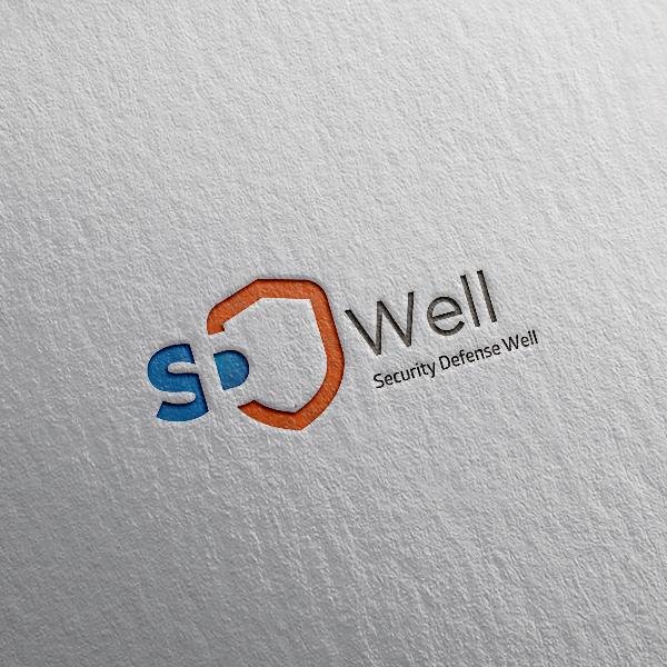 로고 + 명함 | (주)에스디웰 | 라우드소싱 포트폴리오