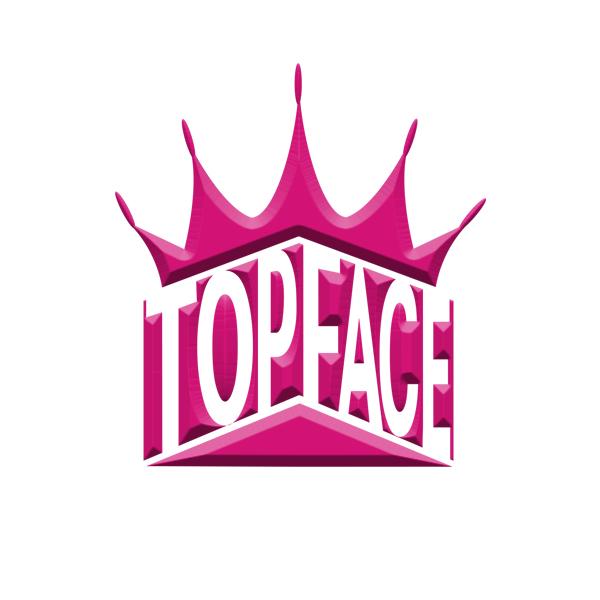 로고 디자인 | Top Face 로고 디... | 라우드소싱 포트폴리오