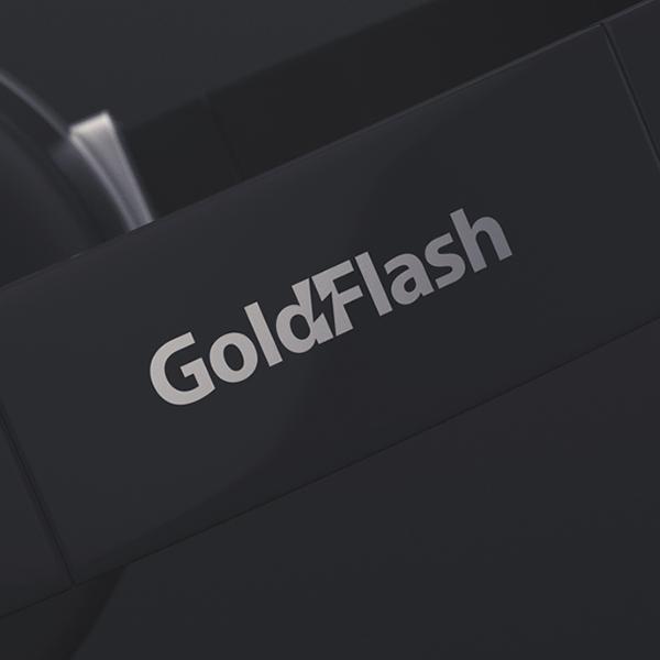 로고 디자인 | GoldFlash | 라우드소싱 포트폴리오