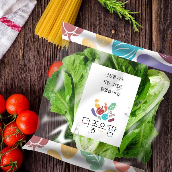 패키지 디자인 | 농산물 자동 포장지 디자인의뢰 | 라우드소싱 포트폴리오