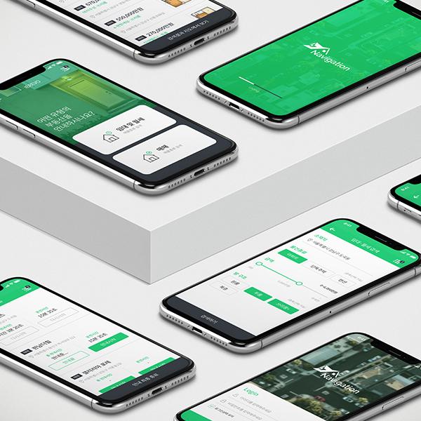 모바일 앱 | 서비스 앱 디자인 | 라우드소싱 포트폴리오