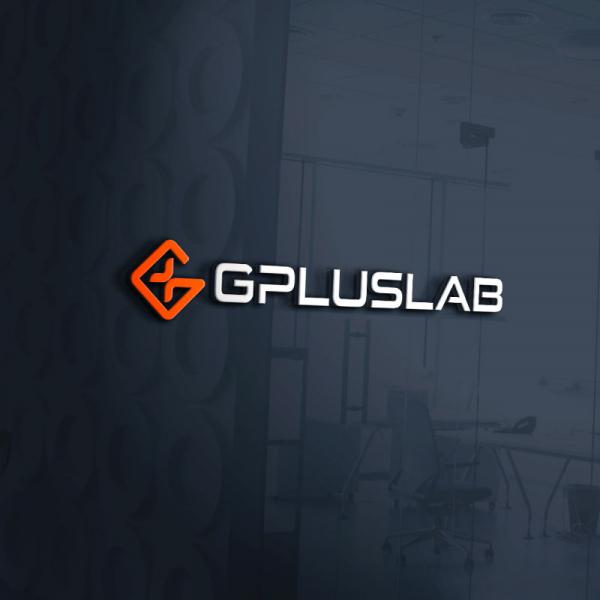 로고 + 명함   GPLUSLAB   라우드소싱 포트폴리오