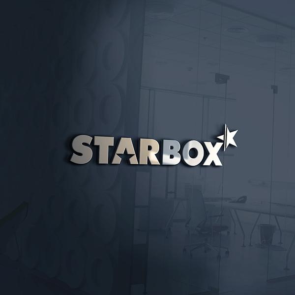 로고 + 간판 | STARBOX K | 라우드소싱 포트폴리오