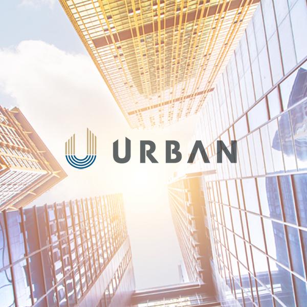 브랜딩 SET | 어반[urban] 로고.... | 라우드소싱 포트폴리오