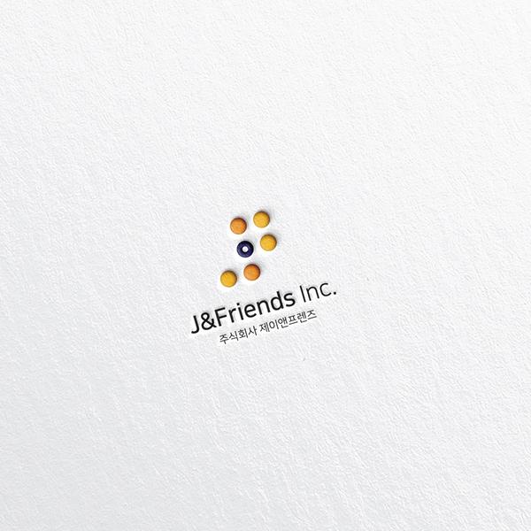 로고 디자인 | (주)제이앤프렌즈 기업 ... | 라우드소싱 포트폴리오