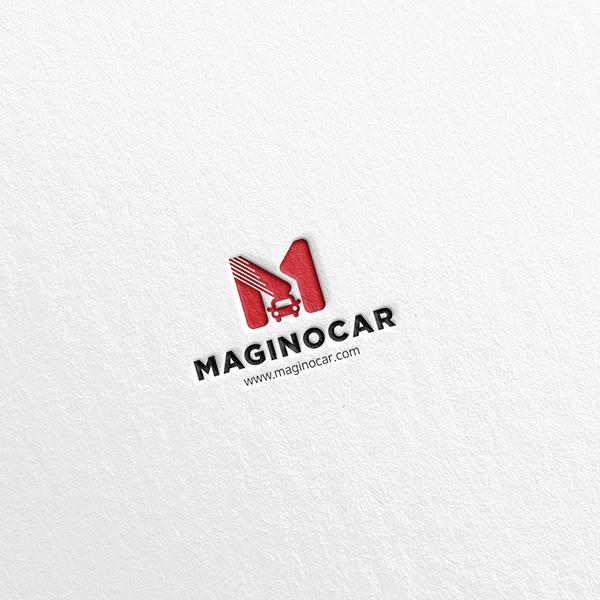 로고 디자인 | MAGINOCAR | 라우드소싱 포트폴리오