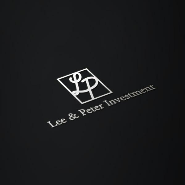 로고 + 명함 | 리 & 피터 투자그룹(... | 라우드소싱 포트폴리오