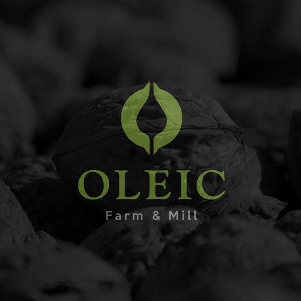 로고 + 명함   올릭(Oleic)   라우드소싱 포트폴리오