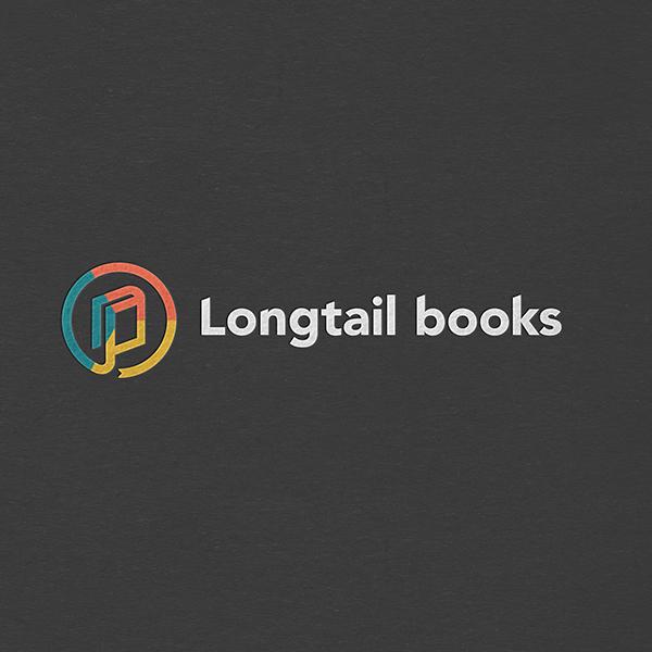 로고 디자인 | 어학 출판사 롱테일북스 ... | 라우드소싱 포트폴리오
