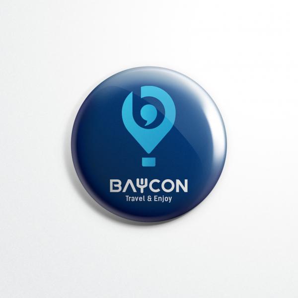 로고 + 명함 | BAYCON 로고 디자인 의뢰 | 라우드소싱 포트폴리오