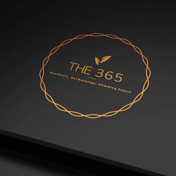 로고 + 간판 | THE 365 | 라우드소싱 포트폴리오
