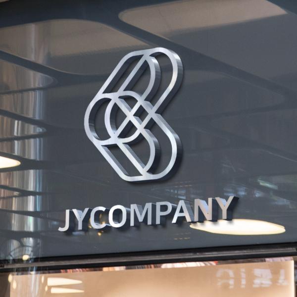 로고 디자인 | (주)제이와이컴퍼니 로고... | 라우드소싱 포트폴리오
