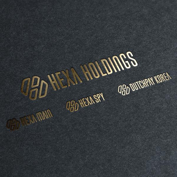 브랜딩 SET | (주)헥사 홀딩스 | 라우드소싱 포트폴리오