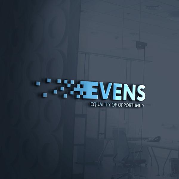 로고 디자인 | 이븐스 | 라우드소싱 포트폴리오