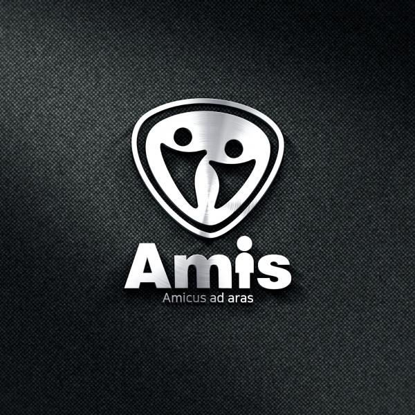 로고 디자인 | 비영리 사단법인 아미스 ... | 라우드소싱 포트폴리오