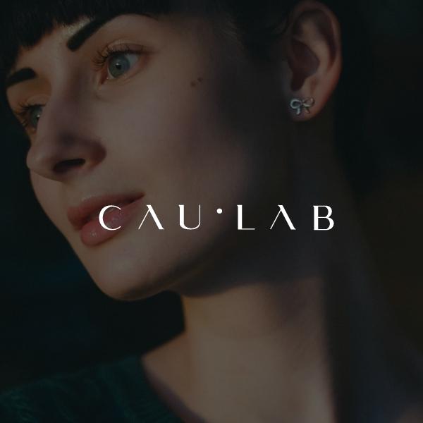 로고 디자인   CAU lab   라우드소싱 포트폴리오
