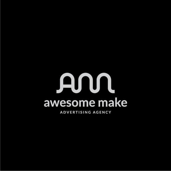 로고 + 명함   어썸메이크(awesome make)   라우드소싱 포트폴리오