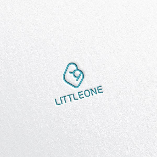 로고 + 명함   리틀원   라우드소싱 포트폴리오