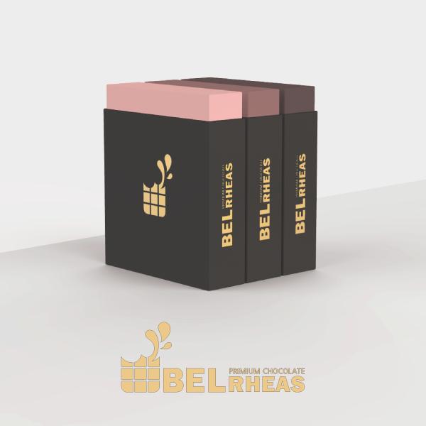 패키지 디자인 | 레아스 초콜렛 | 라우드소싱 포트폴리오