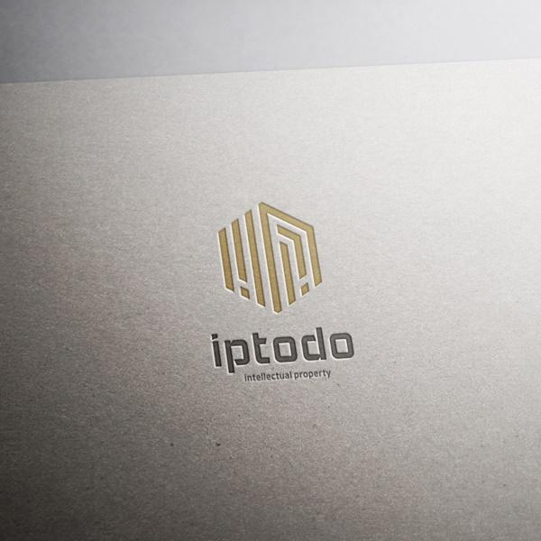로고 디자인   iptodo   라우드소싱 포트폴리오
