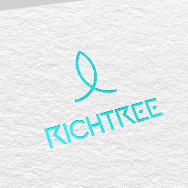 로고 디자인   Richtree   라우드소싱 포트폴리오