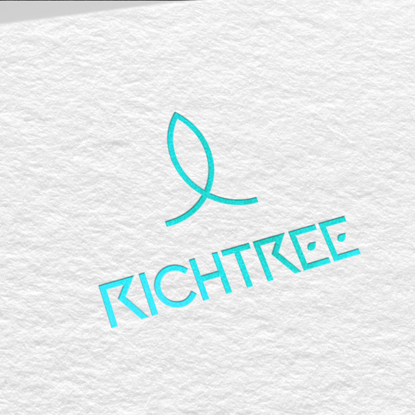 로고 디자인 | Richtree | 라우드소싱 포트폴리오
