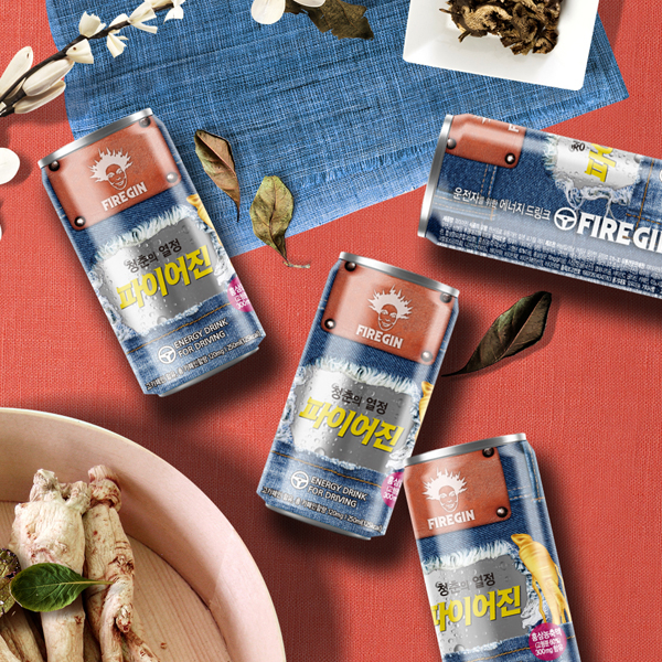 패키지 디자인 | 음료수 캔 표면 이미지 디자인 | 라우드소싱 포트폴리오