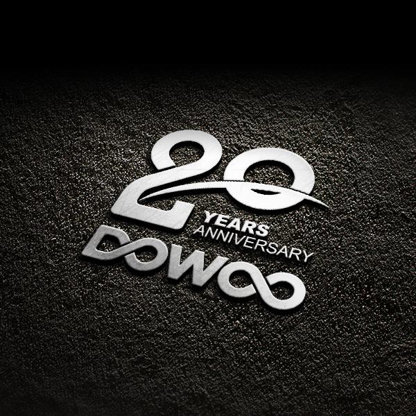 기타 디자인 | 창립 20주년 기념 로고... | 라우드소싱 포트폴리오