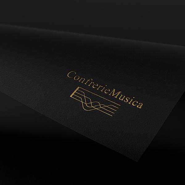 로고 디자인   Confrerie Musica...   라우드소싱 포트폴리오