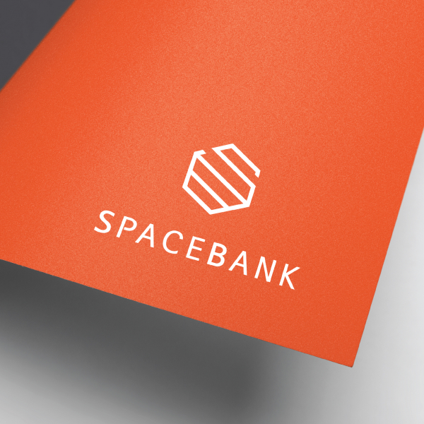 로고 디자인 | 스페이스뱅크 | 라우드소싱 포트폴리오