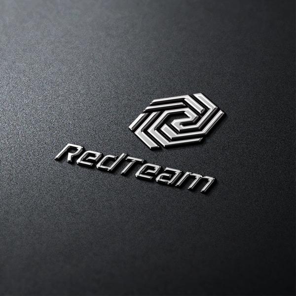 로고 + 명함 | 레드팀 CI 디자인 의뢰 | 라우드소싱 포트폴리오