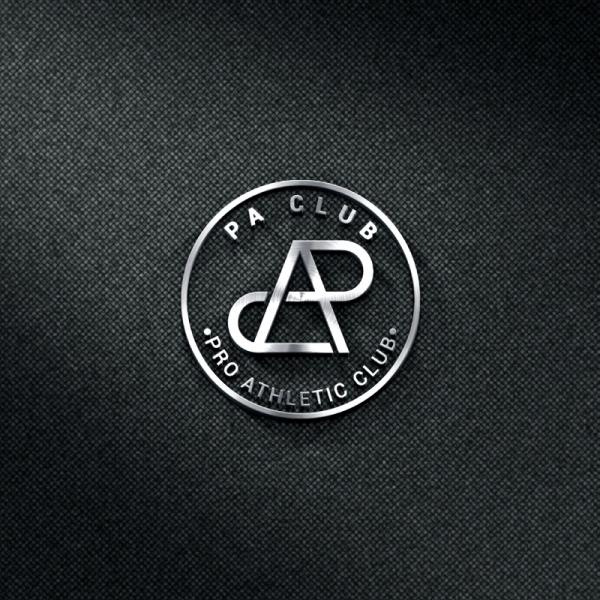 로고 디자인   PRO ATHLETIC CLUB   라우드소싱 포트폴리오