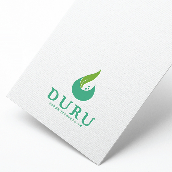 로고 디자인 | 두루(주) | 라우드소싱 포트폴리오