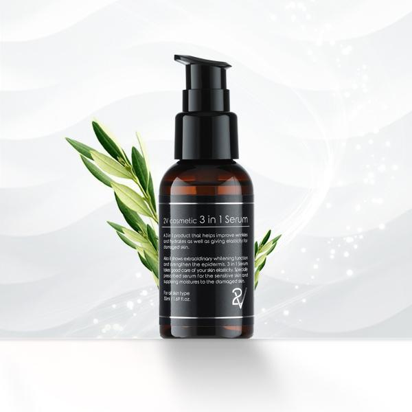 광고용 웹페이지 | 2v cosmetic 화... | 라우드소싱 포트폴리오
