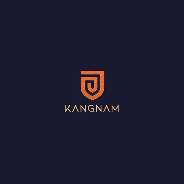 로고 디자인 | 강남금융 | 라우드소싱 포트폴리오