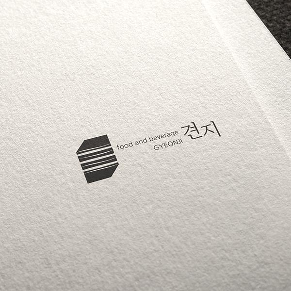 로고 + 명함 | 요식업 (F&B) 지주사... | 라우드소싱 포트폴리오