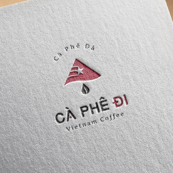 로고 + 명함   카페디   라우드소싱 포트폴리오