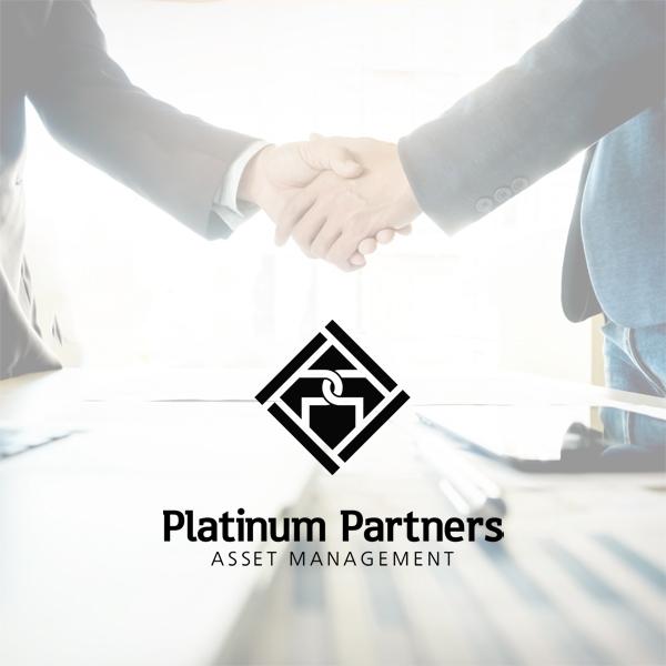 로고 + 명함 | 플래티늄 파트너스 | 라우드소싱 포트폴리오