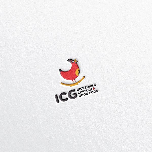 로고 디자인 | ICG AU | 라우드소싱 포트폴리오