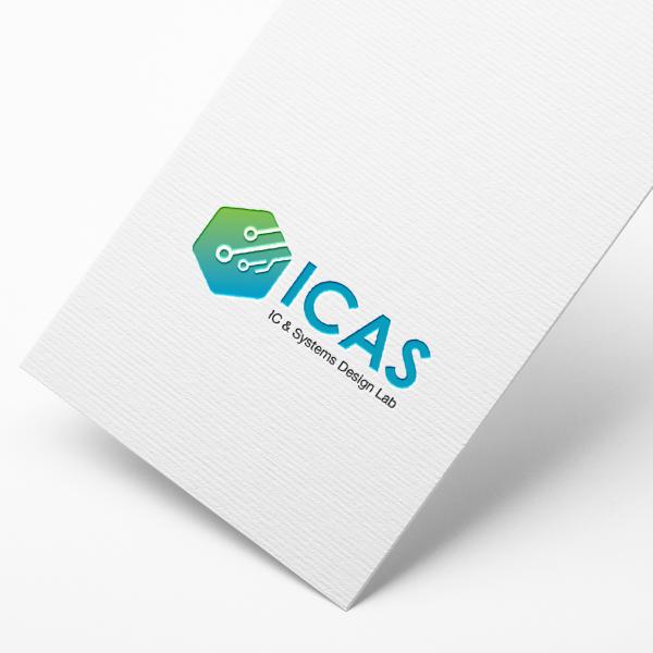 로고 디자인 | ICAS | 라우드소싱 포트폴리오