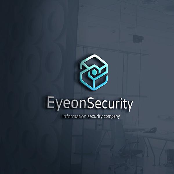로고 디자인 | EyeonSecurity , ... | 라우드소싱 포트폴리오